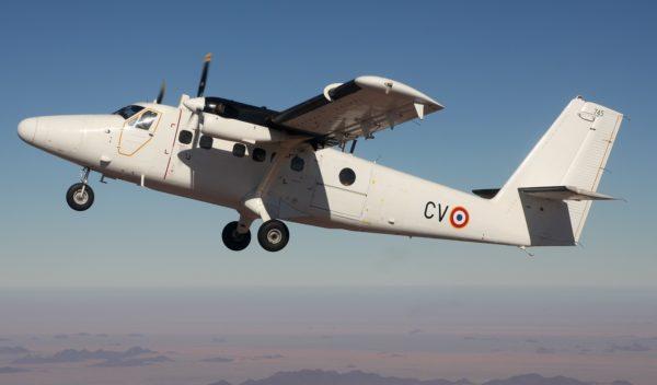 De Havilland Canada DHC-6 Twin Otter 300.