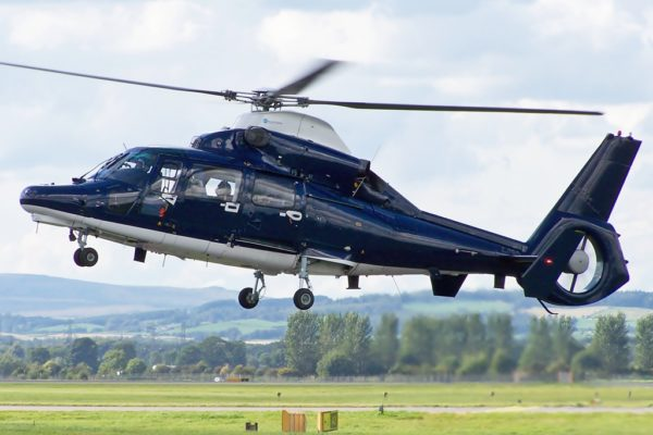Eurocopter Dolphin AH Mk-1.
