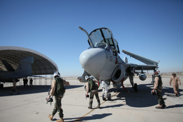 Grumman EA-6B Prowler.