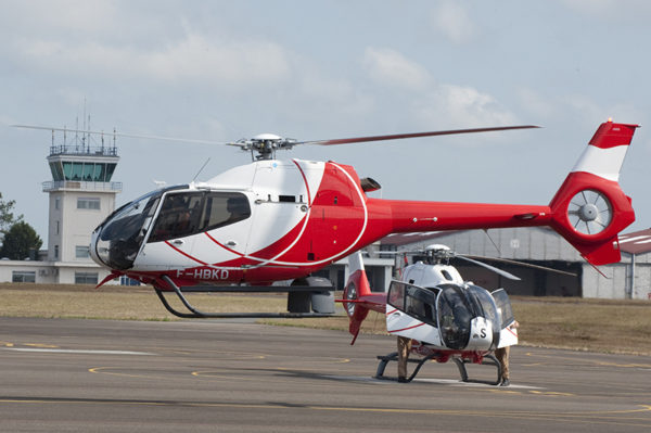 Eurocopter EC-120NHE Calioppe.