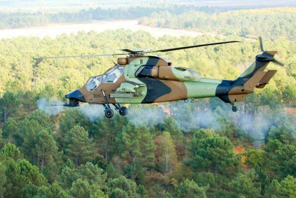 Eurocopter EC-665HAP Tigre.