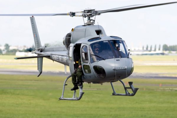 Eurocopter AS-555AN Fennec.
