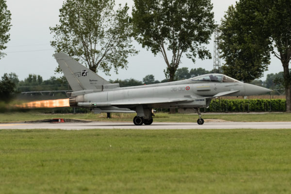 Eurofighter EF2000A Typhoon.