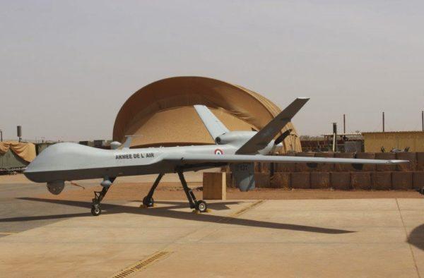 General Atomics MQ-9A Reaper.