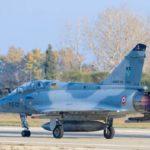 Dassault Mirage 2000B.