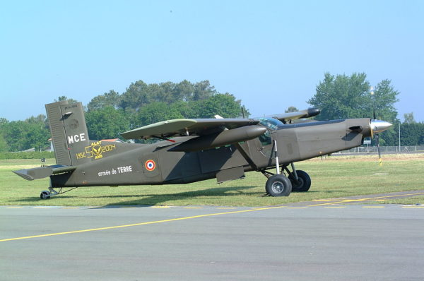 Pilatus PC-6B Turbo Porter.