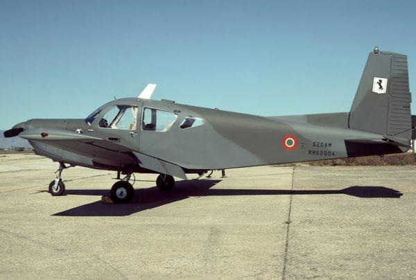 SIAI-Marchetti S-208M.
