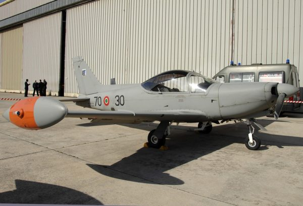 SIAI-Marchetti SF-260EA.