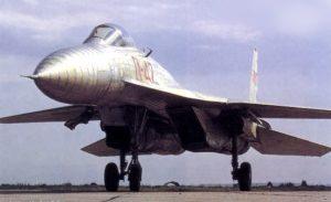 Le méconnu Sukhoi T-10.