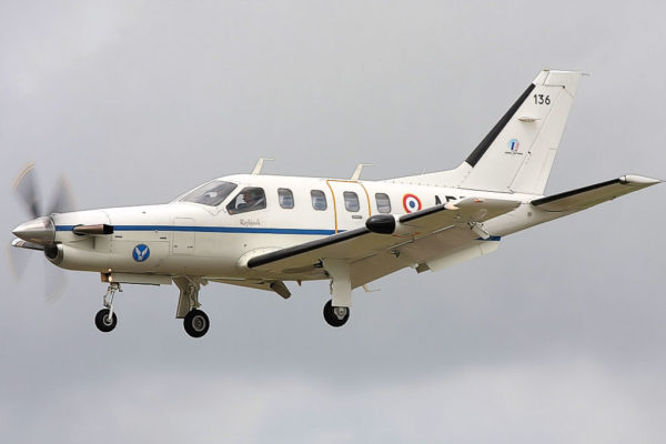 Socata TBM-700A.