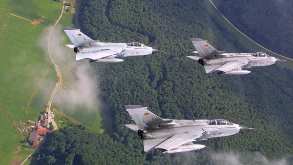 Panavia Tornado ECR et IDS.