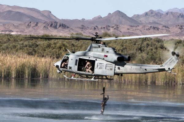 Bell UH-1Y Venom.