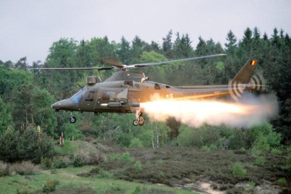 Agusta A.109BA.