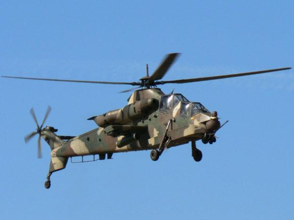 Atlas AH-2 Rooivalk Mk-I.