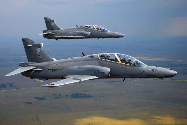 BAe Hawk MK-120.
