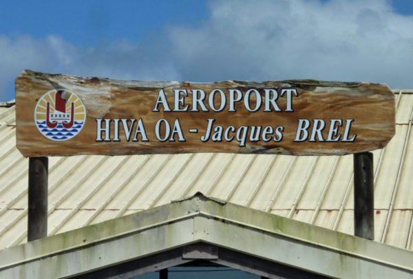 Brel Aéroport Jacques-Brel Hiva Oa