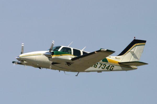 Brel Beechcraft B55 Baron
