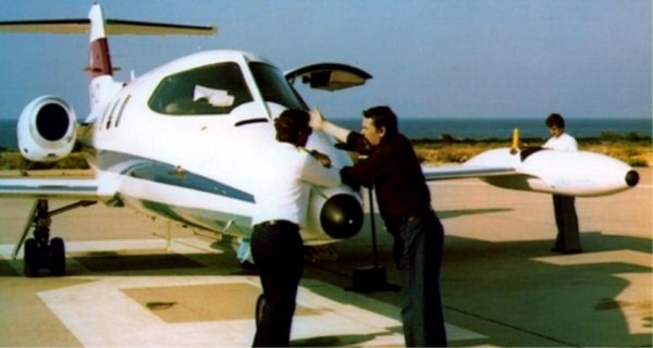 Brel Liardon-Learjet45-Sicile