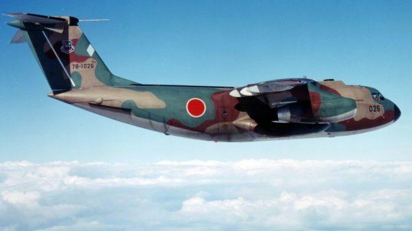 Kawasaki C-1A.