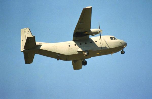 Casa C-212-300 Aviocar.
