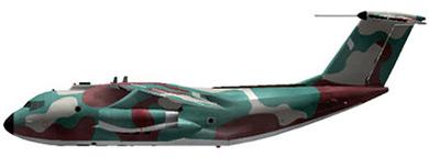 Profil couleur du Kawasaki C-1 / EC-1