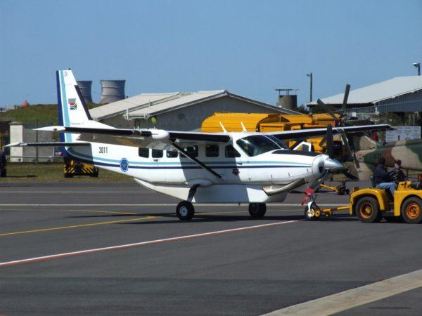 Cessna C-208B Caravan.