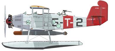 Profil couleur du Martin T3M / T4M