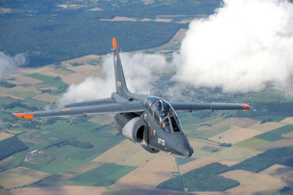 Dassault-Breguet / Dornier Alpha Jet E.