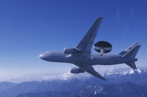 Boeing E-767J.