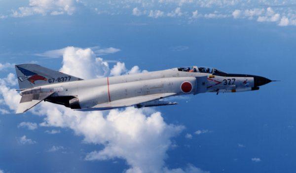McDonnell Douglas F-4EJ Phantom II.
