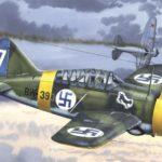 Suomen ilmavoimat : les anges vengeurs de la Finlande