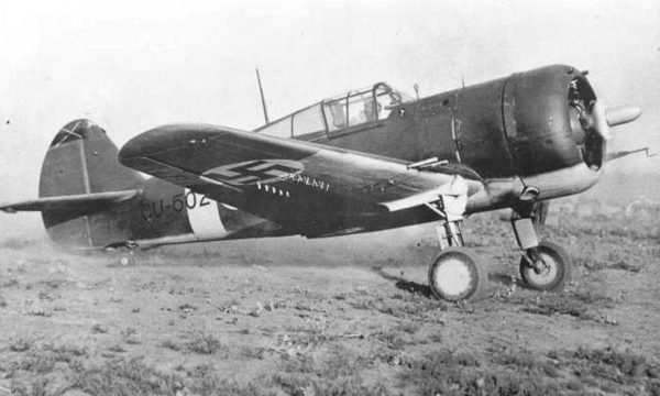 Finlande Curtiss_Hawk_75A