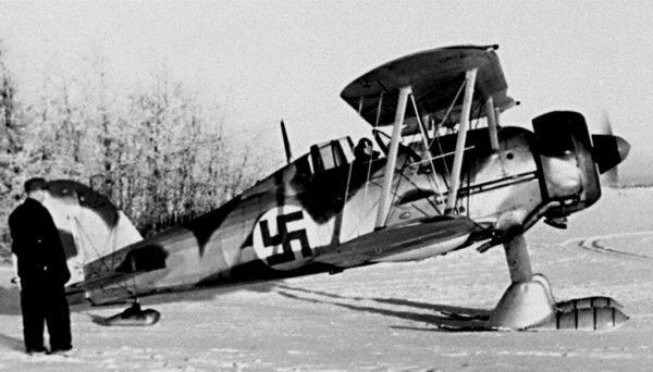 Finlande Gloster Gladiator