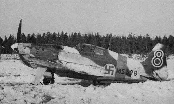 Finlande Morane-Saulnier1