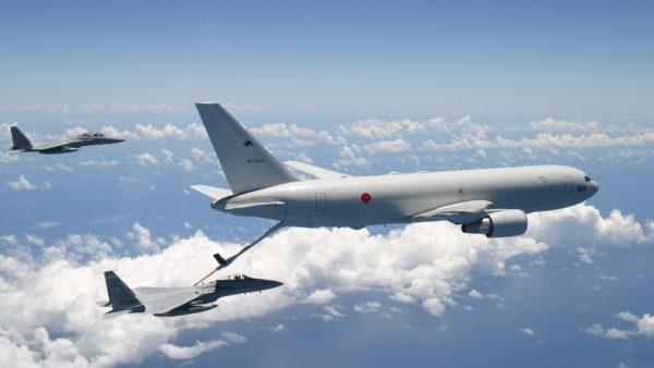 Boeing KC-767J.