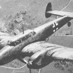 Messerschmitt Bf 110.