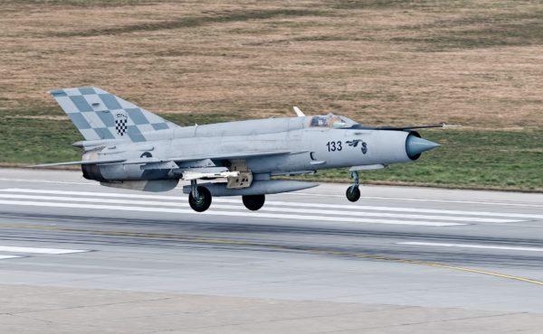 Mikoyan-Gurevitch MiG-21Bis Fishbed.
