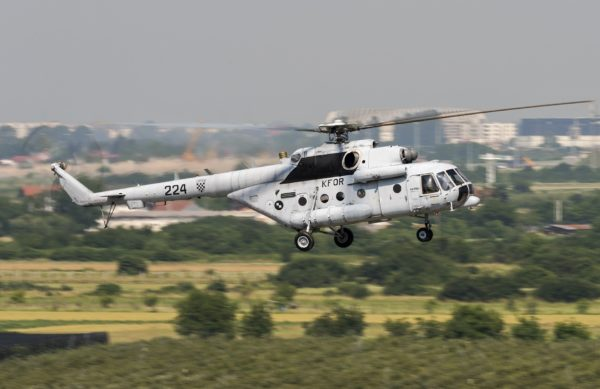 Mil Mi-17A Hip.