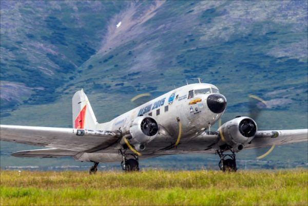 NWSR Alsib C-47