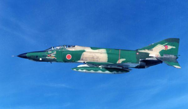 McDonnell Douglas RF-4EJ Phantom II.
