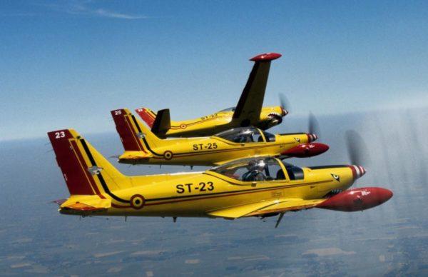 SIAI-Marchetti SF-260D.
