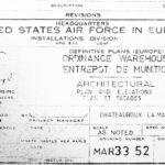 Saint-Nazaire, la base arrière éphémère de l'US Air Force en France