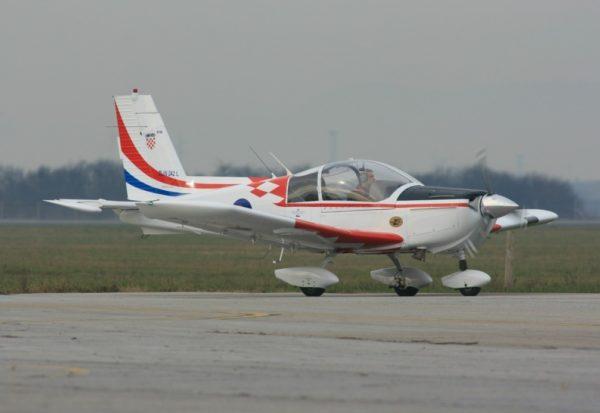Zlin Z-242L.
