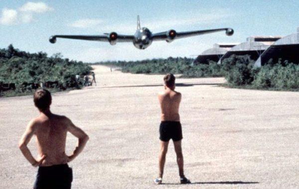 Un English Electric A84 Canberra de la Royal Australian Air Force au Vietnam