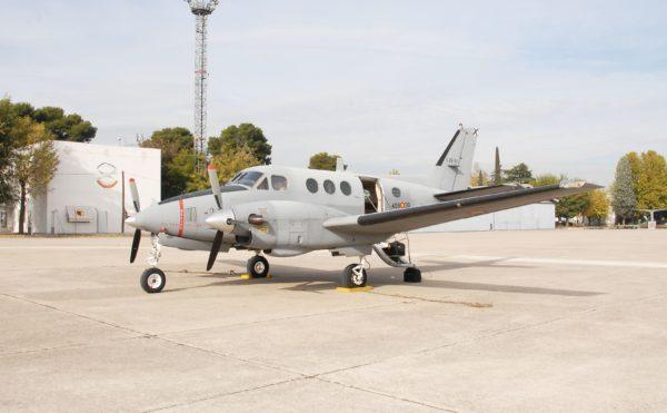 Beechcraft E.22.