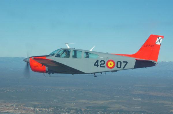 Beechcraft E.24.