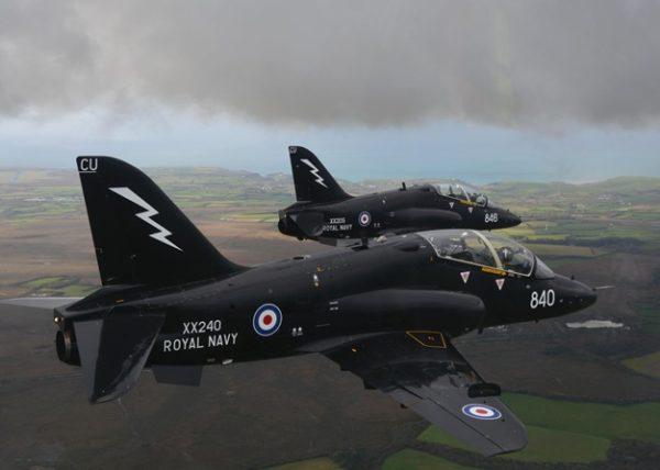 BAe Hawk T Mk-1.