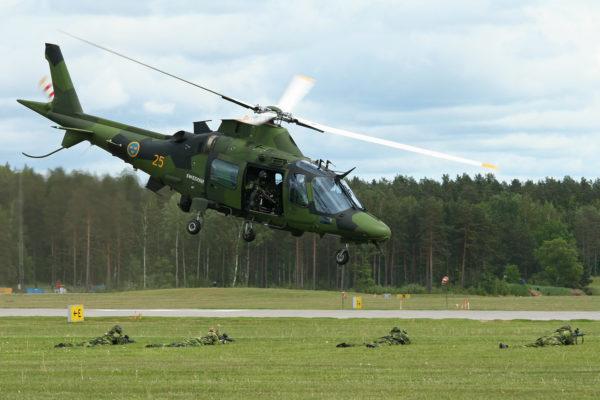 AgustaWestland Hkp-15A.