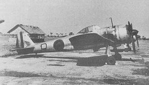 Admirez la livrée des Ki-43 de l'Armée de l'Air.