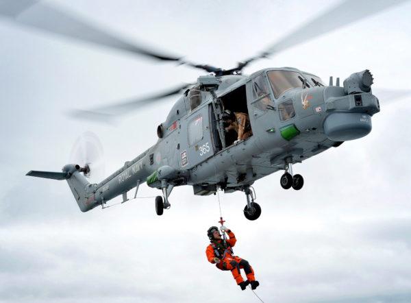Westland Lynx HMA Mk-8.